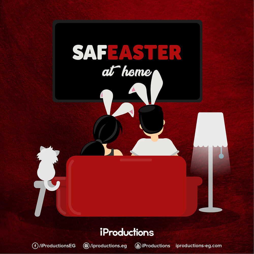 Iproduction Easter 2020